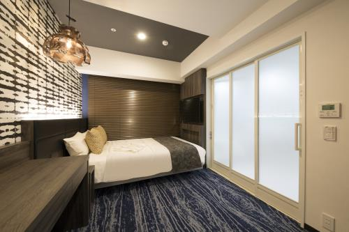 クインテッサホテル札幌すすきの / ユニバーサルルーム(17平米)