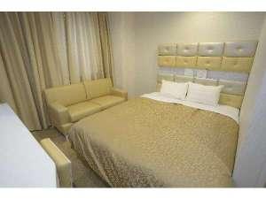 ホテルリリーフ 札幌すすきの ☆ダブルルーム(禁煙)160cm幅ベッド1台☆