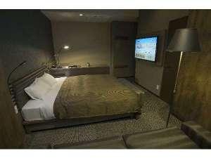 ホテルリリーフ 札幌すすきの / ☆デラックスダブルルーム(喫煙)180cm幅ベッド1台☆