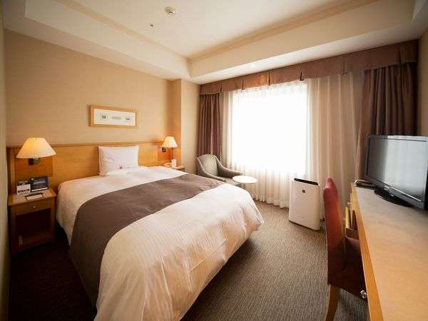 レンブラントホテル海老名 / 【アップグレード確約】広々したツインルームをリーズナブルにステイ【素泊まり】
