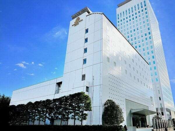 レンブラントホテル海老名 / 【喫煙】シングルルーム□18㎡□ベッド幅140cm×1台