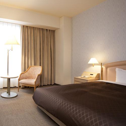 レンブラントホテル大分 / ◆喫煙可◆スタンダードダブルルーム(23㎡)