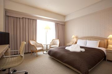 レンブラントホテル大分 / ◆喫煙可◆スーペリアクイーンダブルルーム(26㎡)