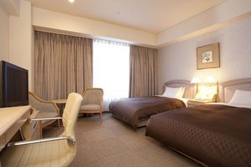 レンブラントホテル大分 / ◆喫煙可◆スタンダードツインルーム(26㎡)