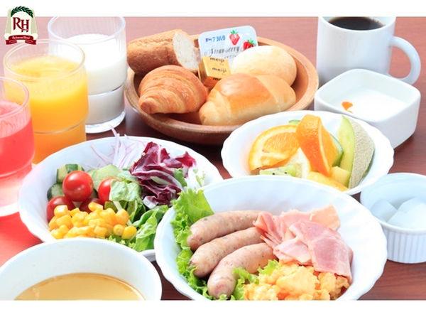 リッチモンドホテル福島駅前 / 【7日前までの予約がお得!】◆早割7◆朝食バイキング付き