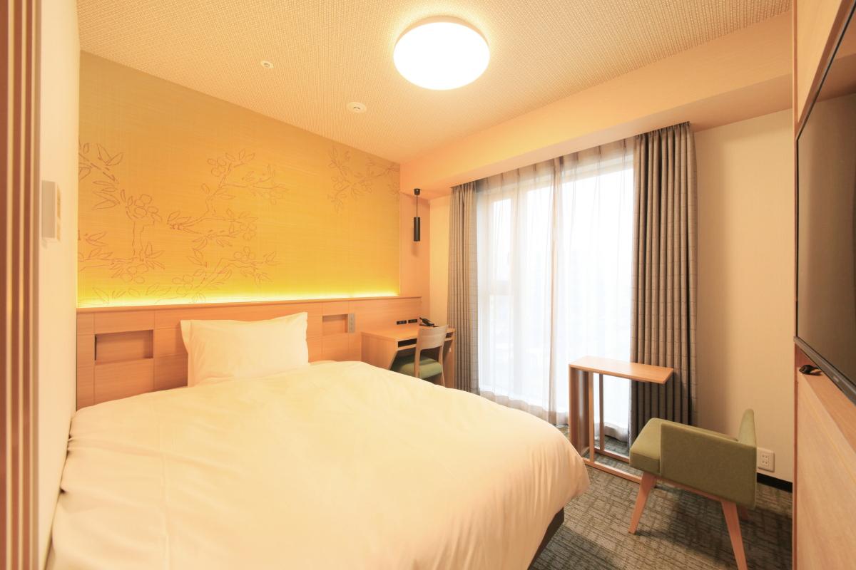 リッチモンドホテル姫路 / 【喫煙】シングルルーム(16平米)