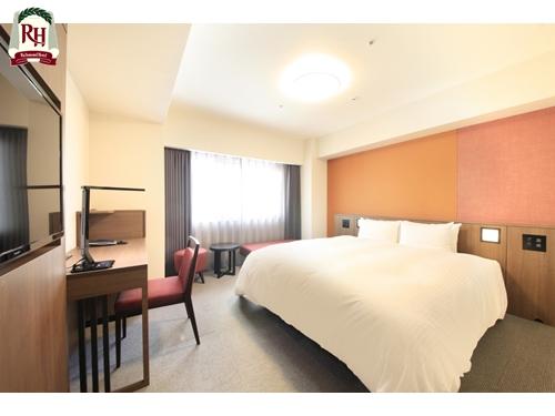 リッチモンドホテル鹿児島金生町 【喫煙】デラックスダブル(1名~2名利用)