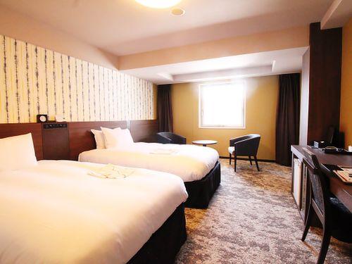 リッチモンドホテル高知 / ◆喫煙 スタンダードツインルーム