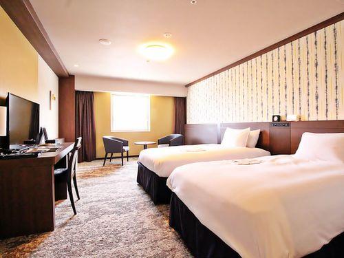 リッチモンドホテル高知 / ◆喫煙 ハリウッドツインルーム