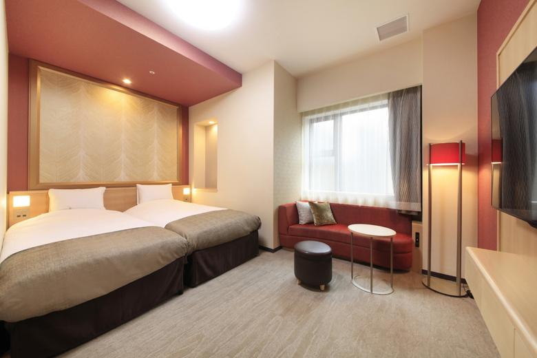 リッチモンドホテル東京目白 【禁煙】グレイスツインルーム(1名利用)