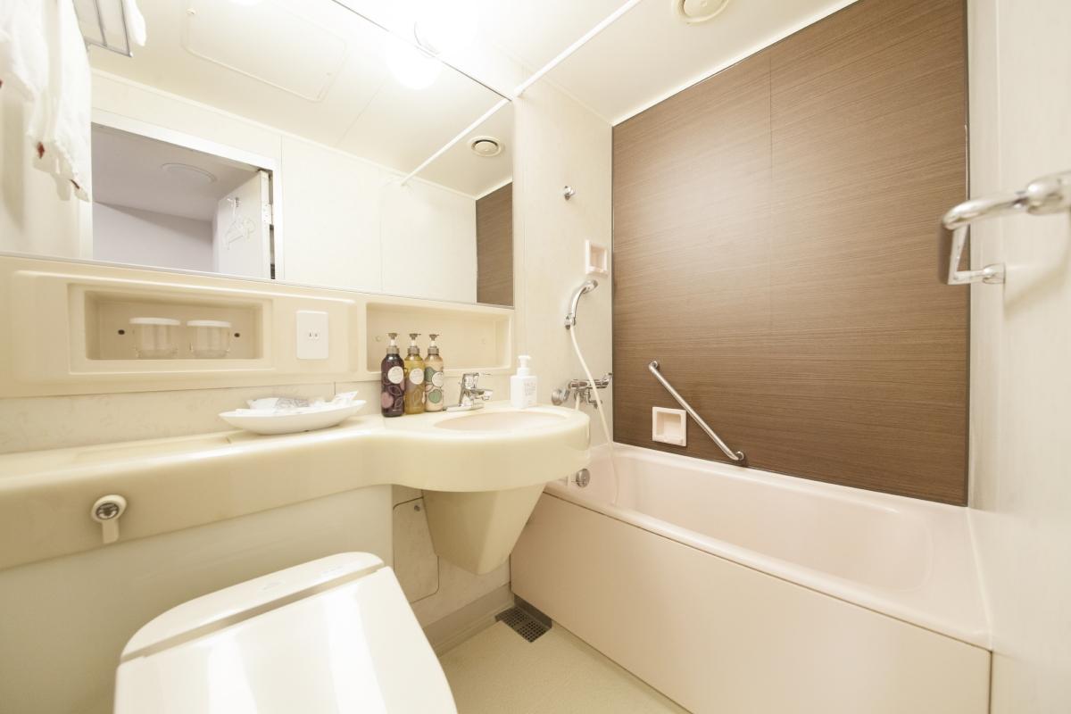 リッチモンドホテル東京目白 / 【喫煙】スタンダードシングル(1名)15㎡|140cm幅ダブルベッド1台