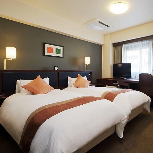 リッチモンドホテル仙台 / ◇禁煙:ジュニアツイン シングルベッド2台