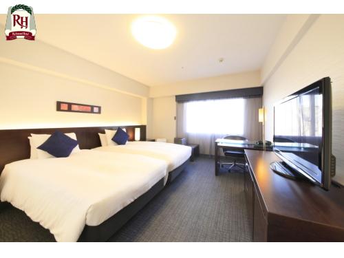 リッチモンドホテル鹿児島天文館 / 喫煙◆ハリウッドツイン