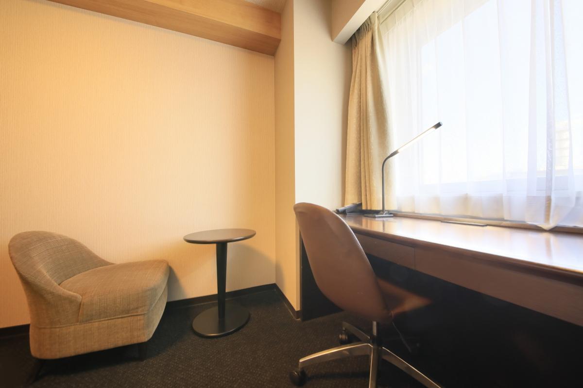リッチモンドホテル山形駅前 / 【喫煙】シングル