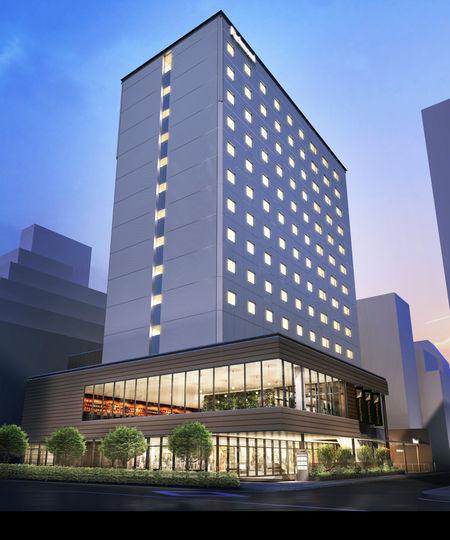 リッチモンドホテル横浜駅前 / 【開業記念】ベーシック素泊まりプラン 横浜駅から徒歩約2分!2018年2月20日に開業いたします!