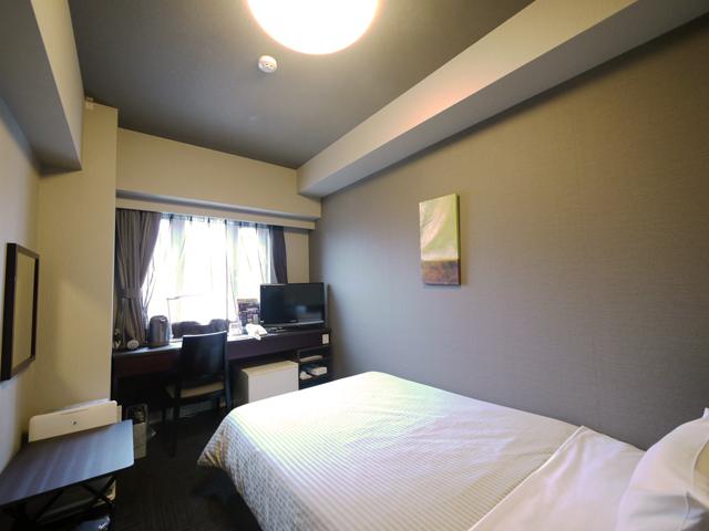 ホテルルートイン千葉(2020年12/31をもって営業終了) / 禁煙シングルルーム