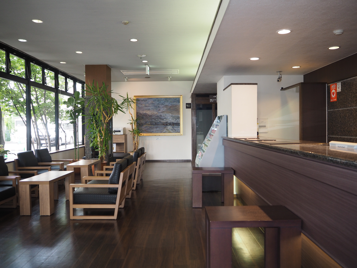 ホテルルートインコート松本インター / 本館:シングル