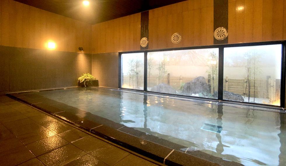 天然温泉「華の湯」 ルートイングランティア東海 Spa & Relaxation 【朝食なし】早割<30日前>プラン♪【天然温泉の大浴場完備】