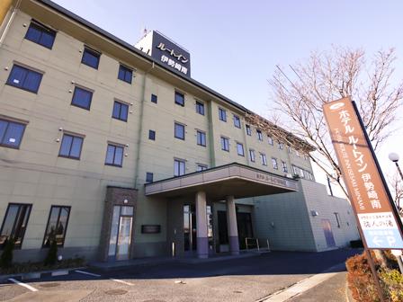 ホテルルートイン伊勢崎南 / 朝食付き