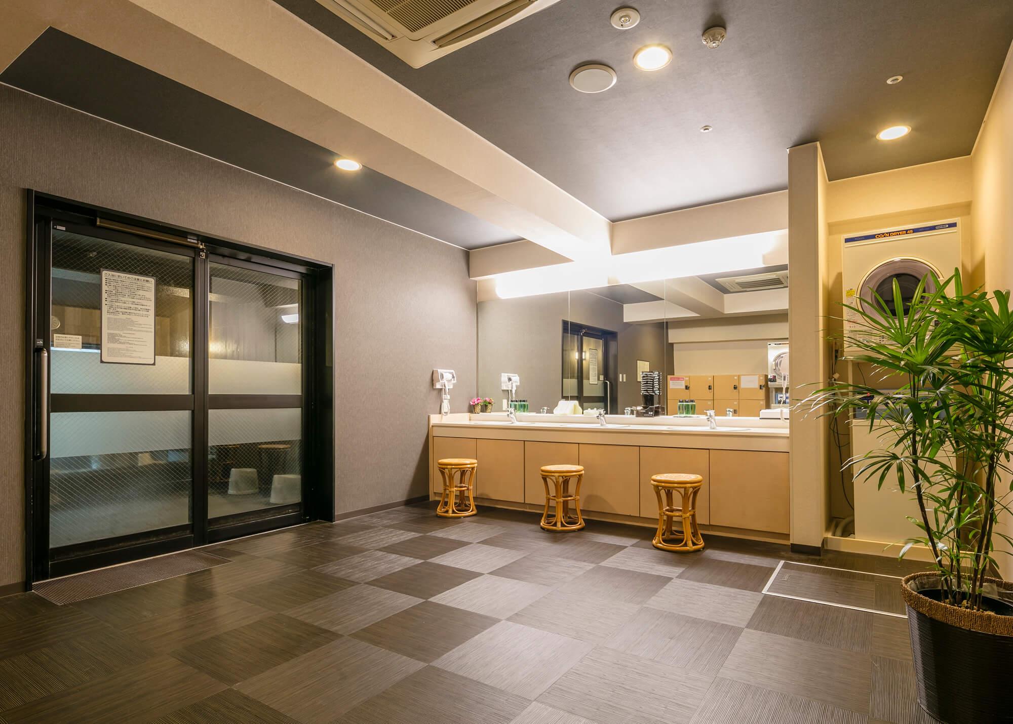 ホテルルートイン熊本駅前 / ツイン本館(禁煙)