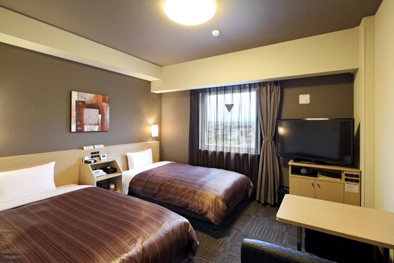 ホテルルートイン甲賀水口 / ◆喫煙◆ ツイン