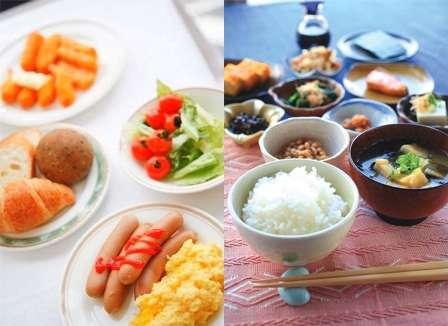 ホテルルートイン札幌中央 / 朝食付き