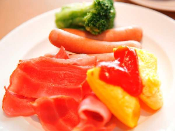 ホテルルートイン魚津 / 朝食付き