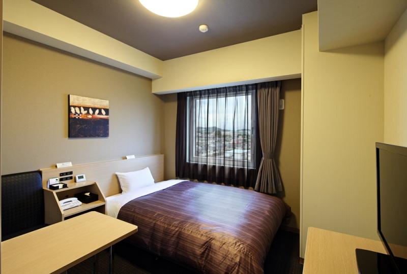 ホテルルートイン宇都宮ゆいの杜 ◆喫煙◆シングル