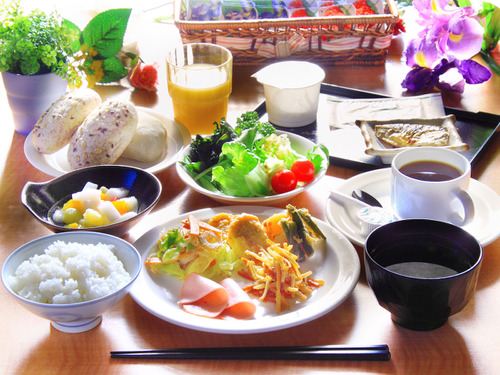 ホテルルートイン矢板 / 朝食付き