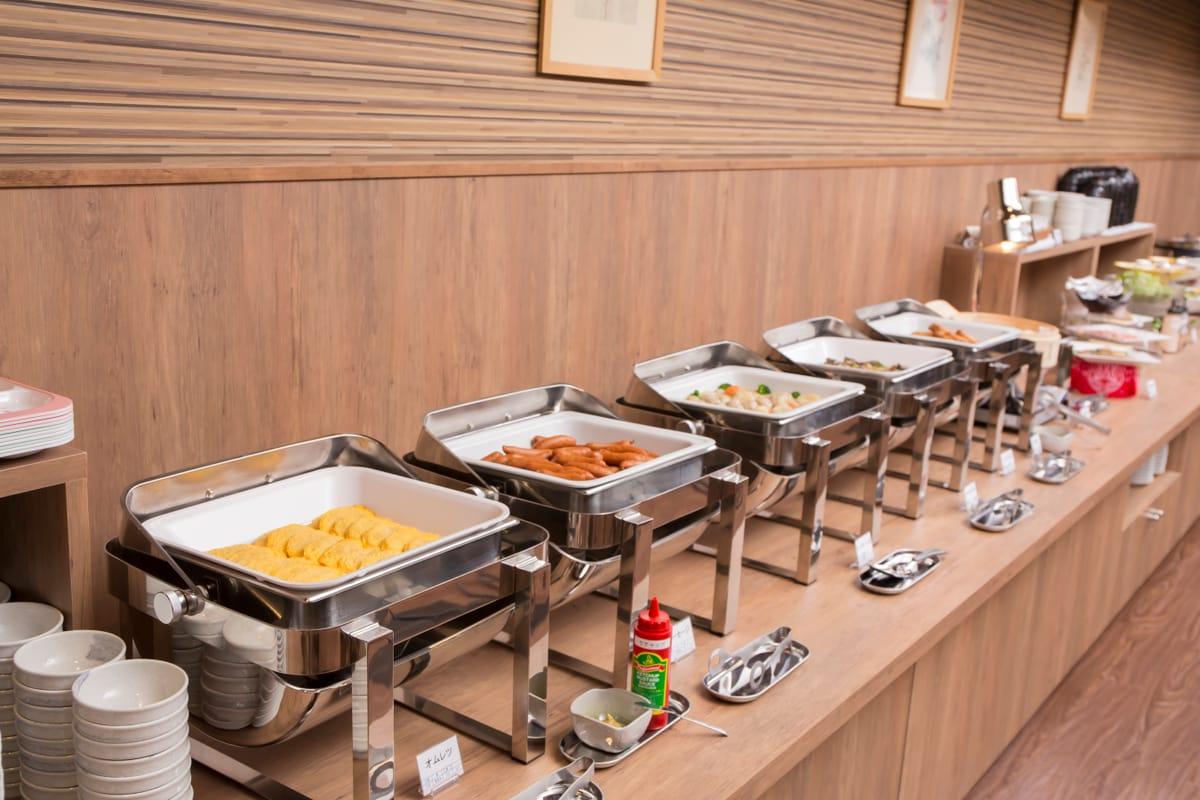 ホテルルートイン山口湯田温泉 / 早割30日前プラン バイキング朝食付き