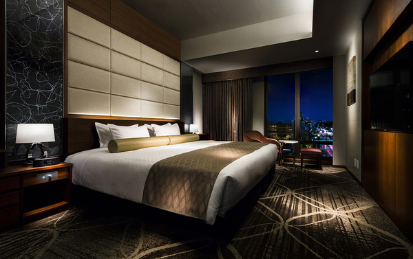 リーガロイヤルホテル京都 / ◆喫煙◆ スイートダブル 53平米