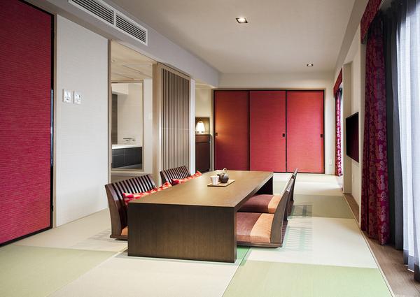リーガロイヤルホテル京都 /  ◇禁煙◇ 和室 46平米
