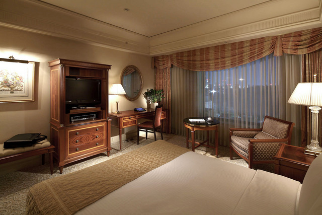 リーガロイヤルホテル東京 / ダブル31平米(禁煙)