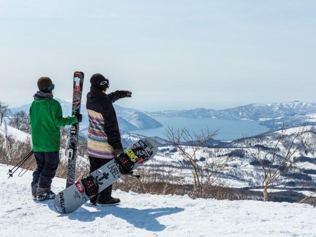 ルスツリゾートホテル&コンベンション 【早期割28】[2食&リフト券]セットでお得!スキー&スノーボードプラン