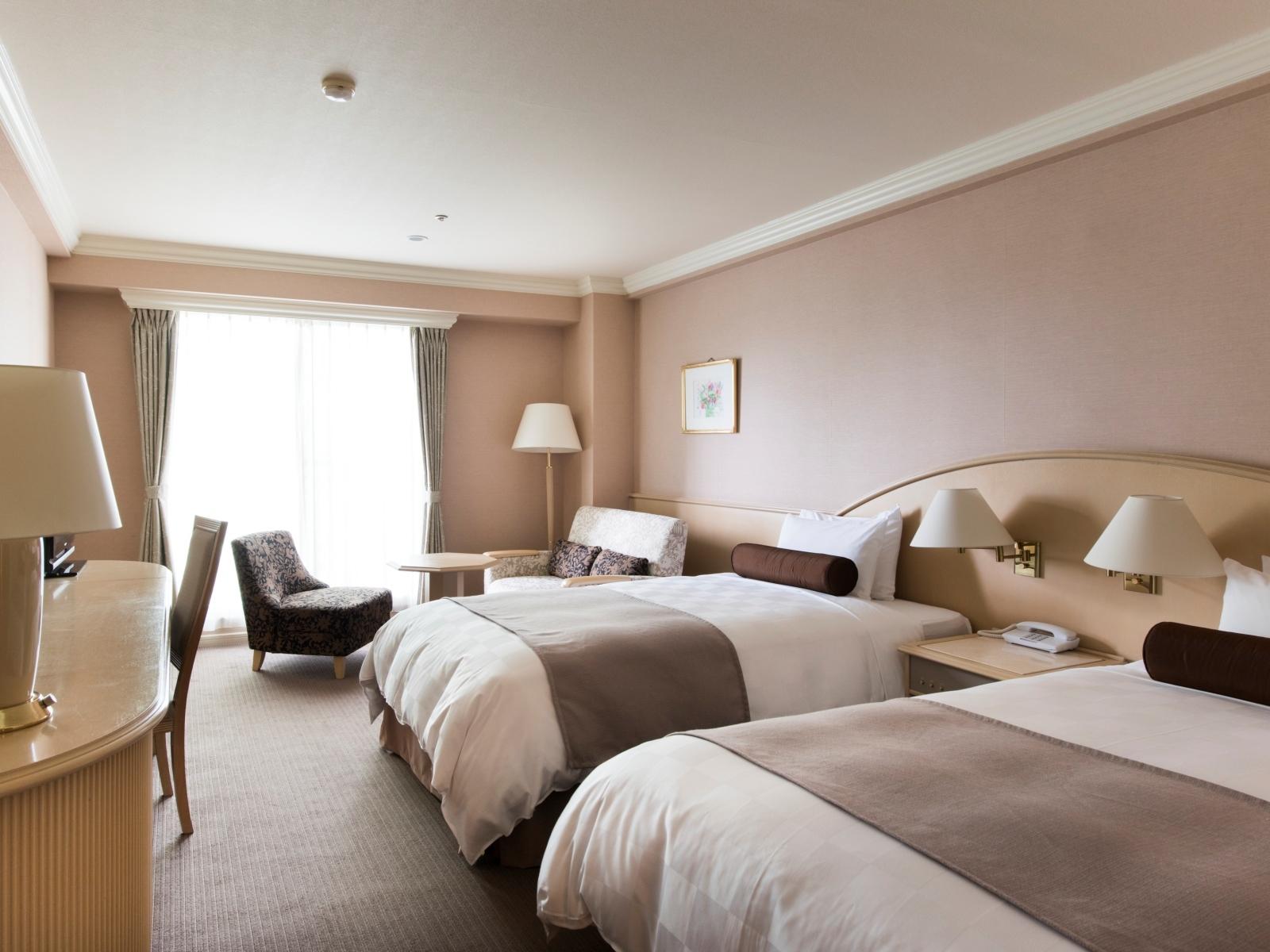 ルスツリゾートホテル&コンベンション / スタンダード洋室2-3名◆禁煙/33㎡【DP】