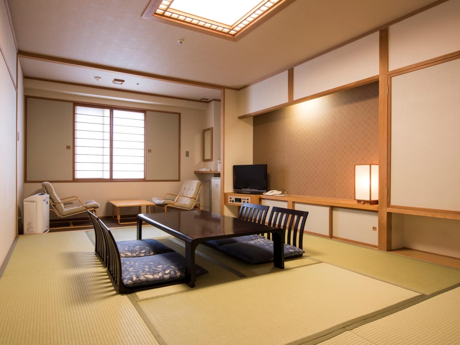 ルスツリゾートホテル&コンベンション / 和室2-4名◆禁煙/8-10帖【DP】