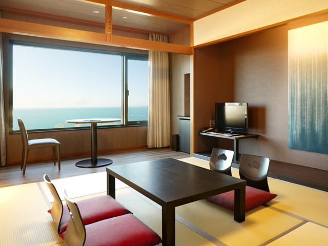 南紀白浜マリオットホテル / 和室(海側)【禁煙】
