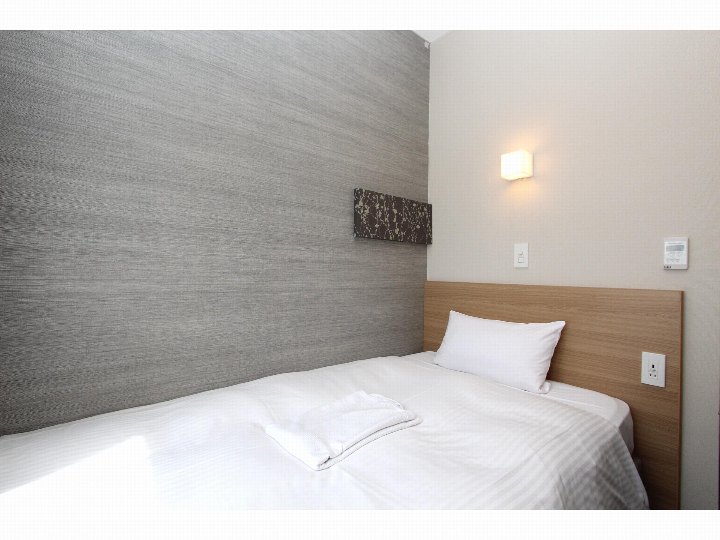 スマイルホテル青森 / シンプルステイプラン(素泊り)【全室Wi-Fi&LAN完備】