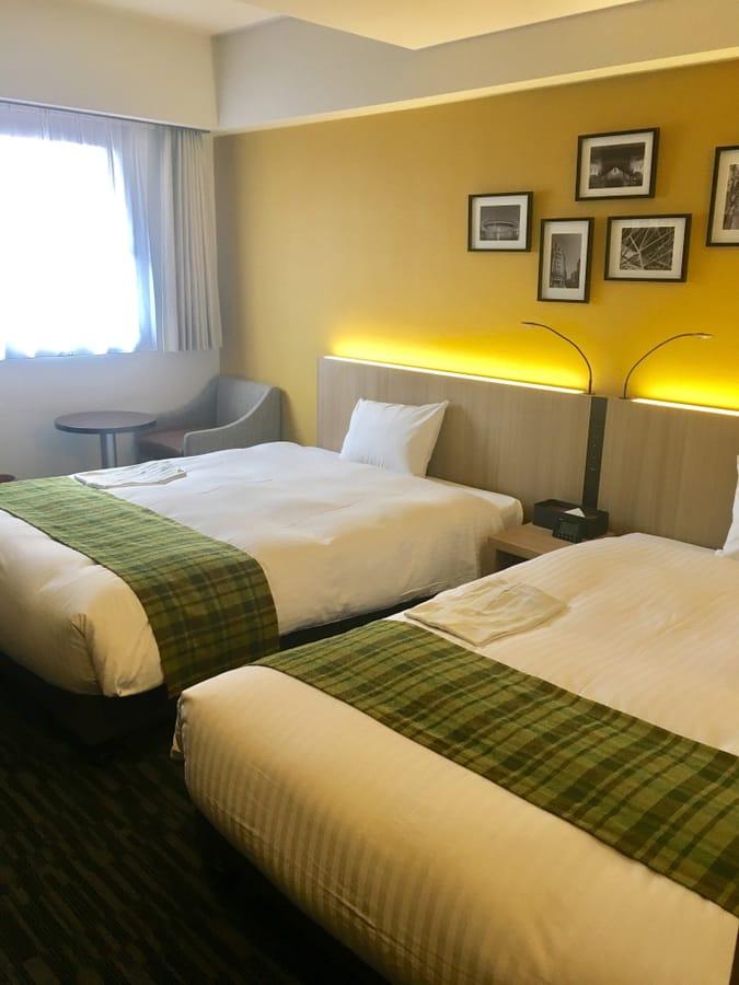 スマイルホテル東京阿佐ヶ谷 スーペリアツインルーム禁煙