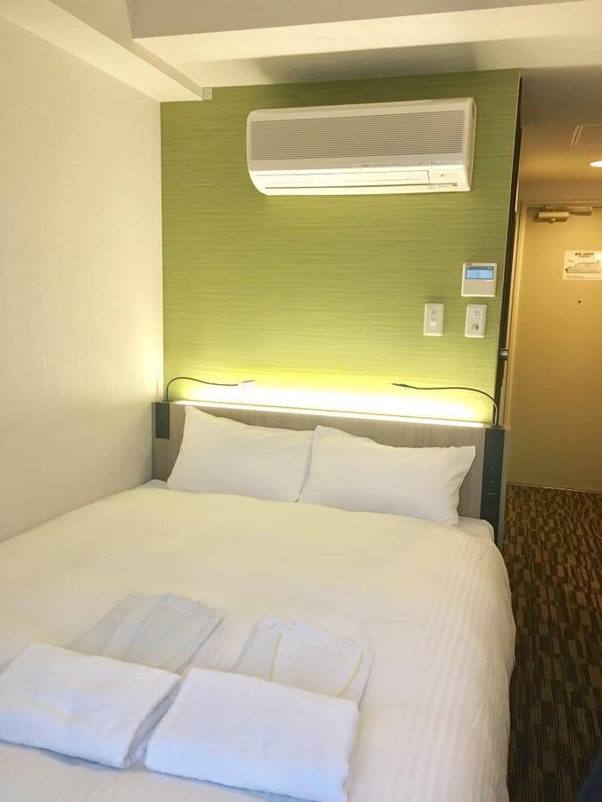 スマイルホテル東京阿佐ヶ谷 エコノミーダブルルーム禁煙