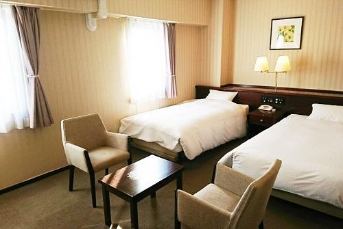 スマイルホテル北朝霞 ツインルーム(喫煙)