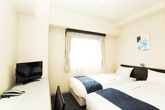 スマイルホテル浅草 / ツインルームA◆喫煙◆