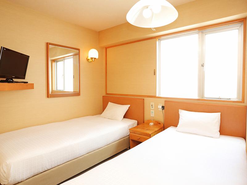 スマイルホテル八戸 / ツイン ◆喫煙◆