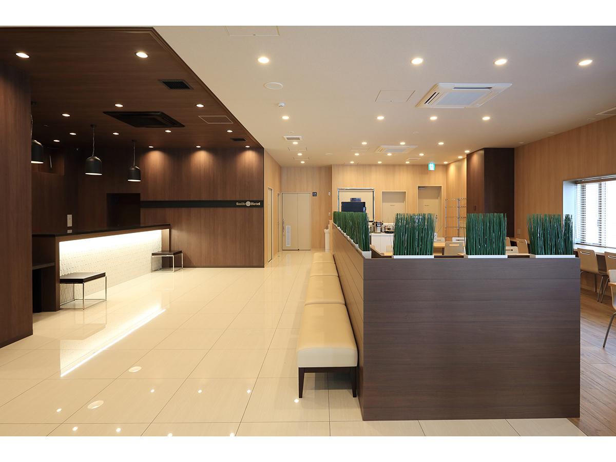 スマイルホテル博多駅前 / スマイルヴァリューステイプラン【朝食付】