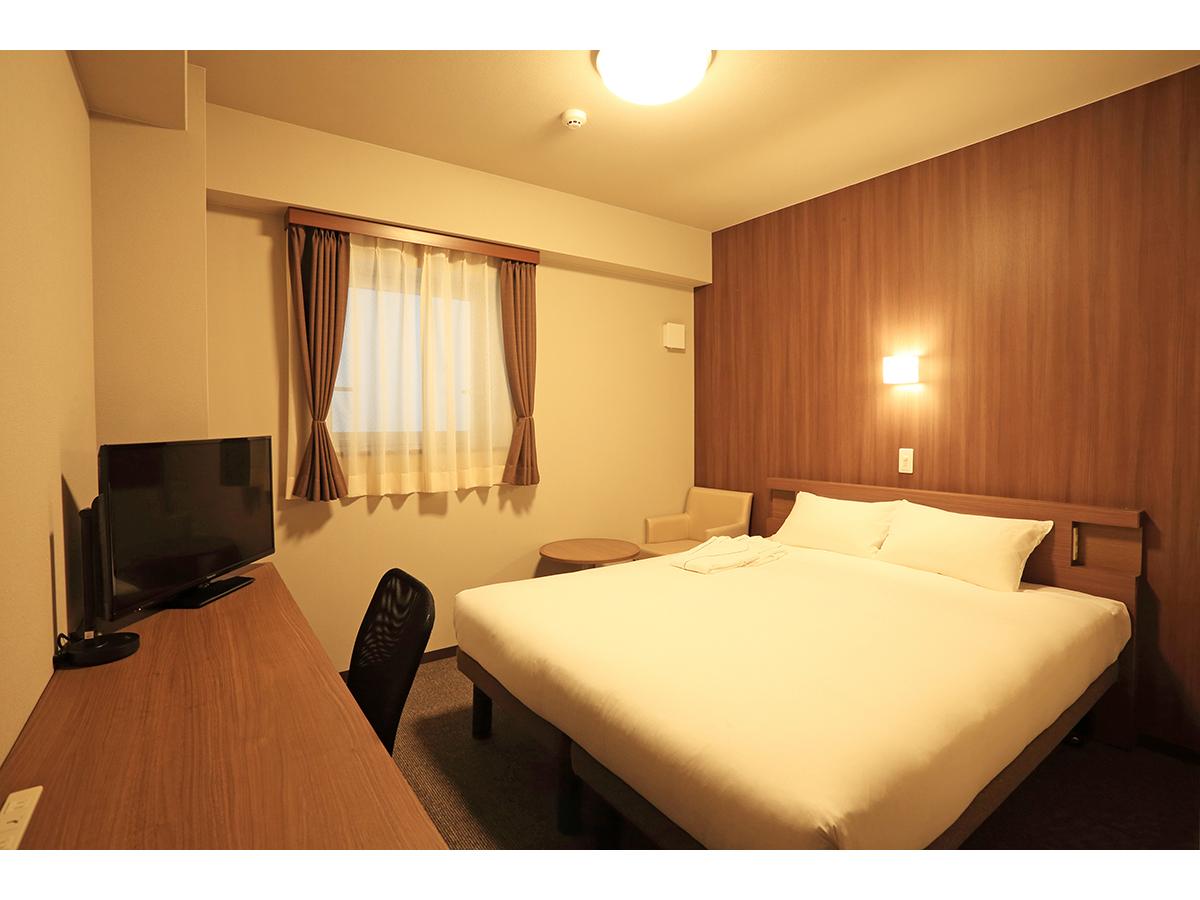 スマイルホテル博多駅前 / ダブルルーム◆禁煙◆