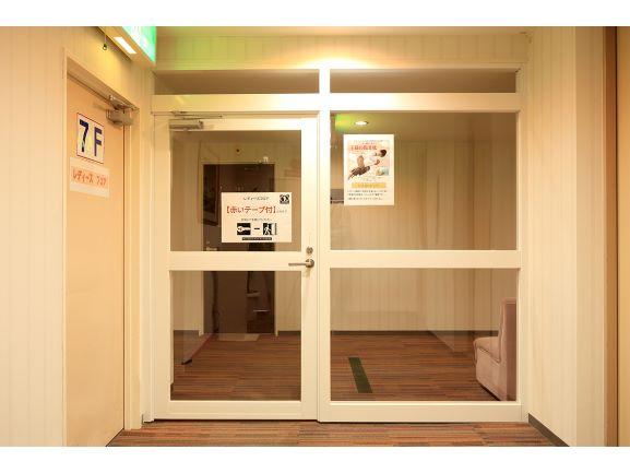 スマイルホテル弘前 レディースシングルルーム 禁煙 14平米