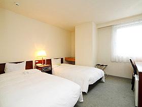 スマイルホテル函館 / ツイン