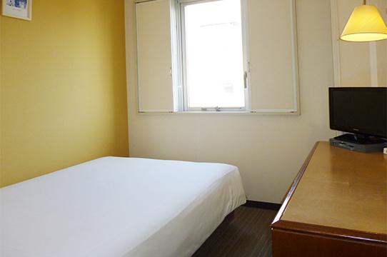スマイルホテル水戸 シングルルーム【喫煙】