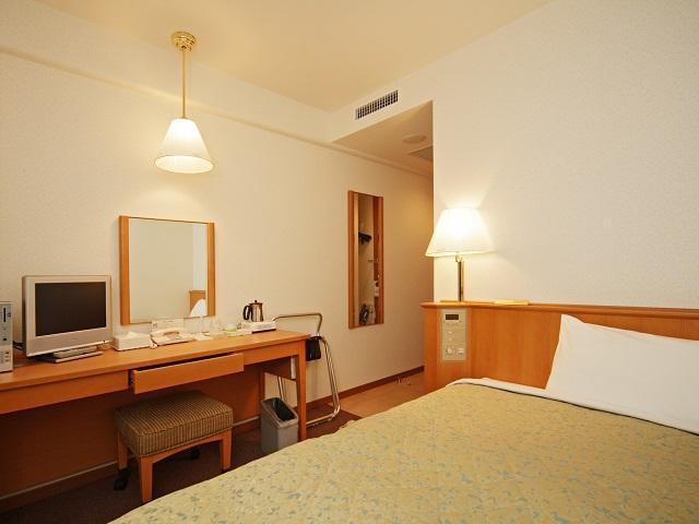 スマイルホテル奈良 / シングルルーム【喫煙】