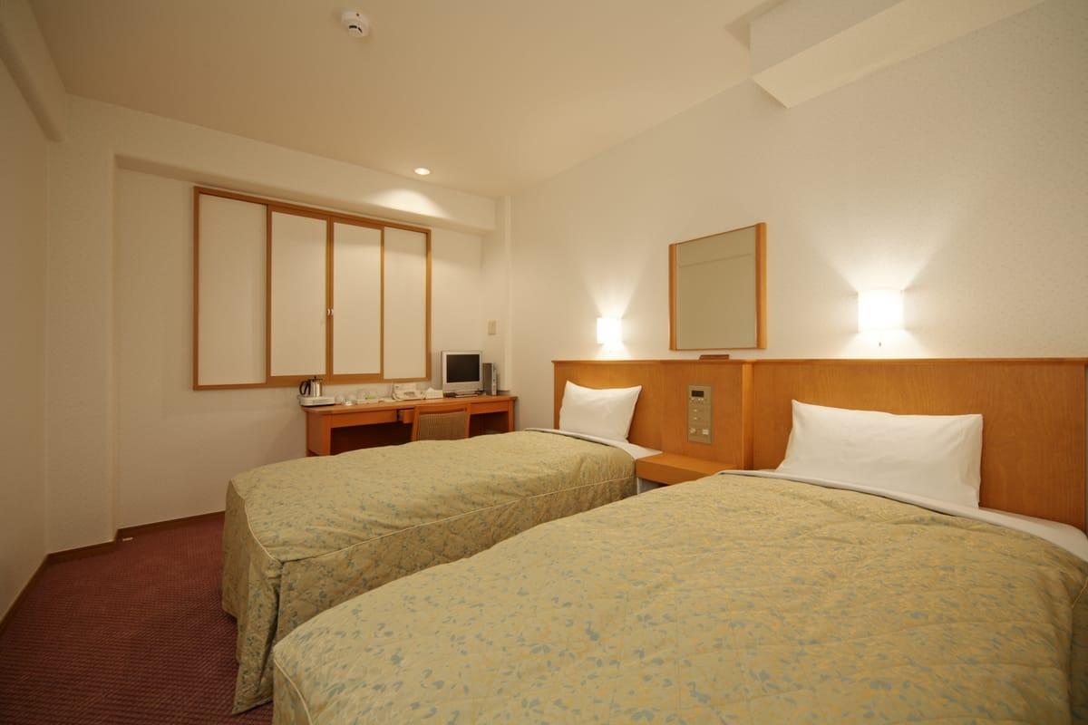 スマイルホテル奈良 / ツインルーム【禁煙】